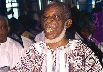 """I am deeply pained"" – OGD mourns Pa Ayo Fasanmi"
