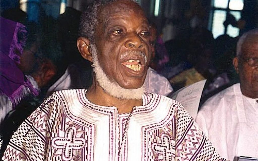Yoruba loses prominent leader as Ayo Fasanmi dies at 94 - newsheadline247.com