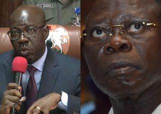 Edo: Oshiomhole bitter because he was refused access to loot state treasury – Obaseki Campaign - newsheadline247.com