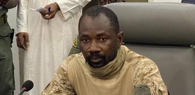 Malian colonel Goita declares self head of military junta