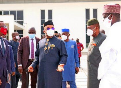 COVID-19: BUA donates ambulances, facemasks to Akwa Ibom, Abia - newsheadline247.com