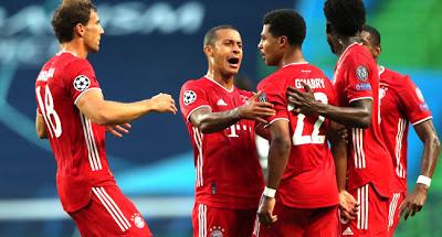 UCL: Bayern trash Lyon 3-0 to set up final showdown with PSG