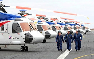 Bristow Helicopters sacks 100 pilots due to COVID-19 pandemic - newsheadline247.com