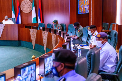 Insecurity: Buhari, governors seek joint strategy to end conflicts