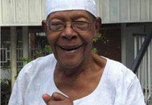 Fulfilled Life! Chief (Elderman) Nathaniel Folarin Coker Passes On At 97 Years - newsheadline247.com