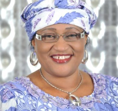 'There's only one political party in Taraba', says ex-Women Affairs minister, Jummai Alhassan - newsheadline247.com