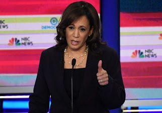 Joe Biden picks Kamala Harris as his running mate - newsheadline247.com
