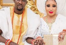 Exclusive: Two weeks after marriage, Lizzy Anjorin's husband, Lateef moves into her Lekki home - newsheadline247.com