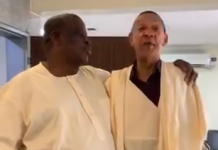 [Video] Kashamu: Murray-Bruce shares unforgettable moment with late friend - newsheadline247.com