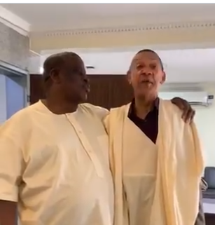 [Video] Kashamu: Murray-Bruce shares unforgettable moment with late friend