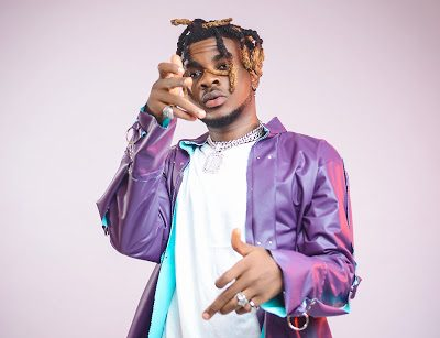 Original Fireboy, NEDRO Returns...releases some exclusive fresh studio promotional pictures
