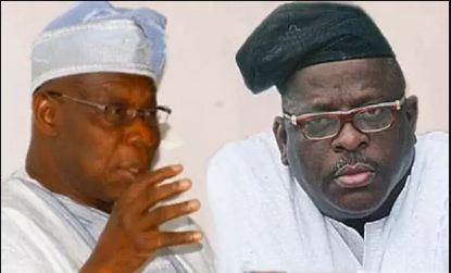 Kashamu: People can mourn me the way they like when I die, says ex-President Obasanjo - newsheadline247.com