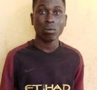 Police recapture Shodipe, Oyo serial killer wearing Etihad Jersey - newsheadline247.com