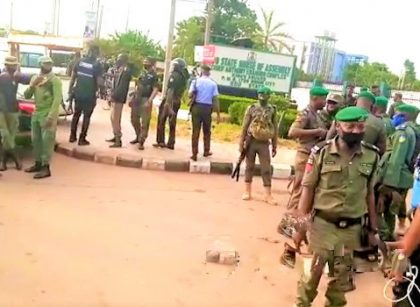 Just In: FG orders Police to protect 17 Edo APC lawmakers