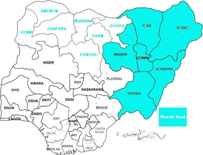 2023: Group Canvasses for North East