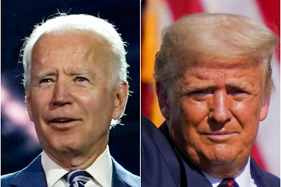 Trump's negligence caused US recession, says Biden - newsheadline247.com