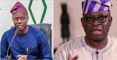 PDP face fresh crisis as Fayose battles Gov Mankinde over South West leadership - newsheadline247.com