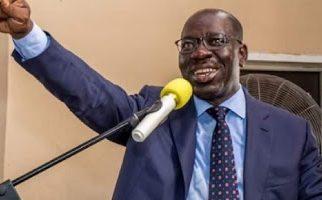 I owe my victory to Edo people's collective will, Says Obaseki - newsheadline247.com