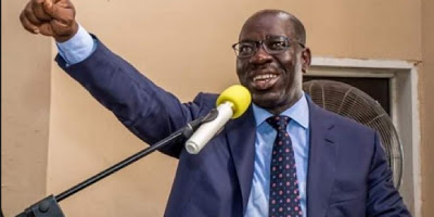 I owe my victory to Edo people's collective will, Says Obaseki - newsheadline247.com