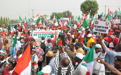 Labour Strike: NLC to shut down airports, banks, others from Monday - newsheadline247.com