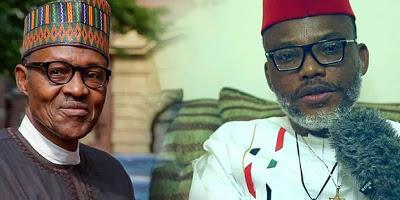 IPOB's Nnamdi Kanuaccuses Buhari of plots to Islamize Nigeria - newsheadline247.com