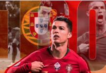 100 International goals! Man United congratulate former Player Cristiano Ronaldo - newsheadline247.com