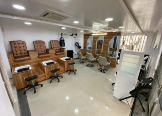 [PHOTOS] King Olaide Raises Bar with The Royal Unisex Salon and Spa - newsheadline247.com
