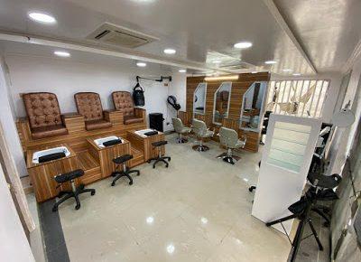 [PHOTOS] King Olaide Raises Bar with The Royal Unisex Salon and Spa - newsheadline247.com
