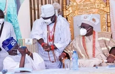 Disrespect to Ooni: It's a crying shame! – Fani-Kayode berates Tinubu's alleged discourteous gesture