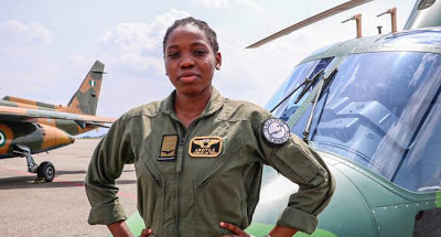 Nigerian Air Force immortalises late flying officer Arotile