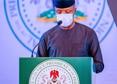 COVID-19: Osinbajo charges ministers on implementation of Buhari's N2.3 trillion stimulus package – Osinbajo - newsheadline247.com