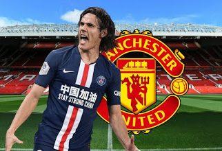 Cavani says Herrera helped convince him to join Man United - newsheadline247.com