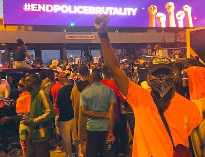 #EndSARS: Young people in Nigeria are using social media to drive nationwide protests against Police brutality - newsheadline247.com