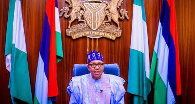 Nigeria 60th Independence Day: President Buhari's anniversary speech - newsheadline247.com