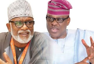Ondo Gov Election: Jegede drags Akeredolu to election petition tribunal - newsheadline247.com