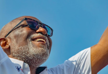 Ondo Guber Poll: Akeredolu re-elected as Governor - newsheadline247.com
