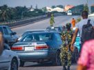 #EndSARS: Soldiers take over streets of Abuja amid protests