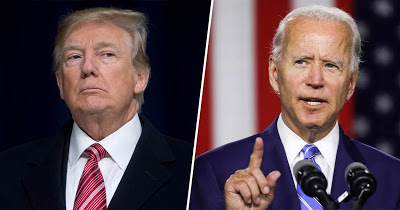 Trump, Biden slug it out in battleground states 21 days from election - AFP/ newsheadline247.com