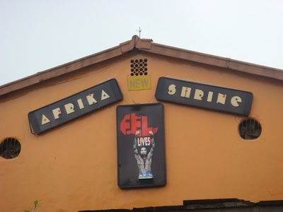 Just In: #EndSARS Meeting: Police restricts movement at Afrika Shrine - newsheadline247.com