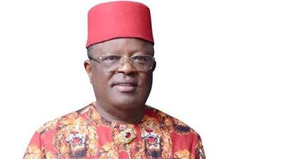 I dumped PDP for APC because of 'injustice' - Umahi speaks on defection - newsheadline247.com