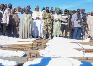 Zabarmari massacre: UN Condemns Killing of 110 Rice Farmers by Boko Haram - newsheadline247.com