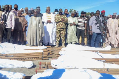 Zabarmari massacre: UN Condemns Killing of 110 Rice Farmers by Boko Haram - newsheadline247.com