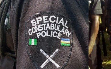 Special Constabulary – a new NPF unit emerge for Community Policing - newsheadline247.com