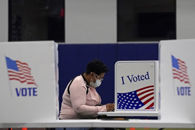 Presidential election exposes America's 'perilous' divides by AP - newsheadline247.com