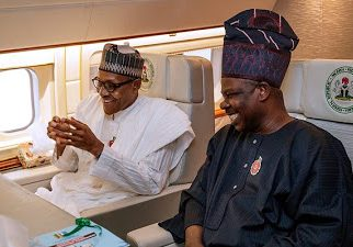 Details: Bank documents uncover how ex-gov Amosun wired millions to President Buhari from State treasury - newsheadline247.com