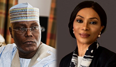 Atiku's third wife, Jennifer parts with ex-VP after fourth wife of Moroccan origin welcomes new son - newsheadline247.com