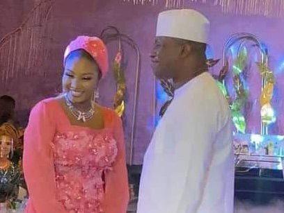 Married Again - Dimeji ties knot with Aisha in a low key wedding ceremony in Abuja - newsheadline247.com