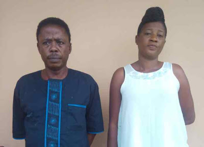 Couple bags 40 Year Jail term for defrauding woman N53m - newsheadline247.com