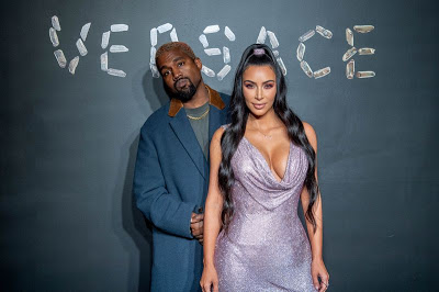 It's over! Kim Kardashian files for divorce from Kanye West to end six-year marriage
