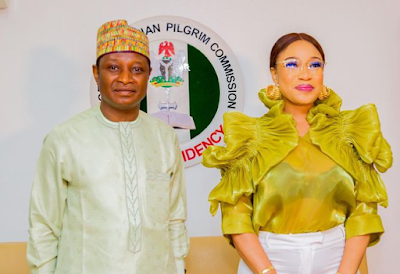 Peace Ambassador: NCPC refutes Tonto Dikeh's appointment claims